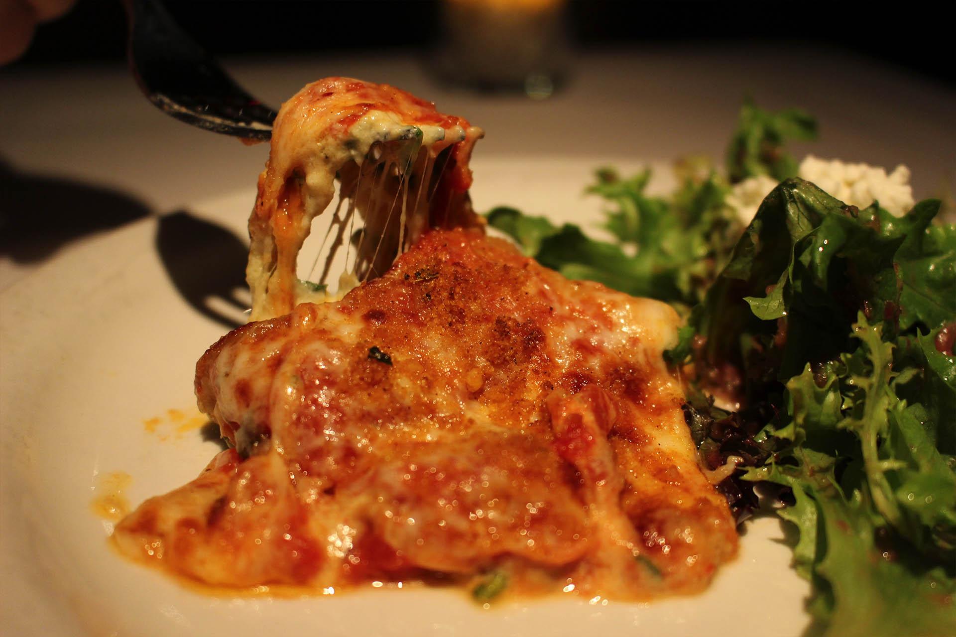 Prima Pasta - Eggplant Parmigiana