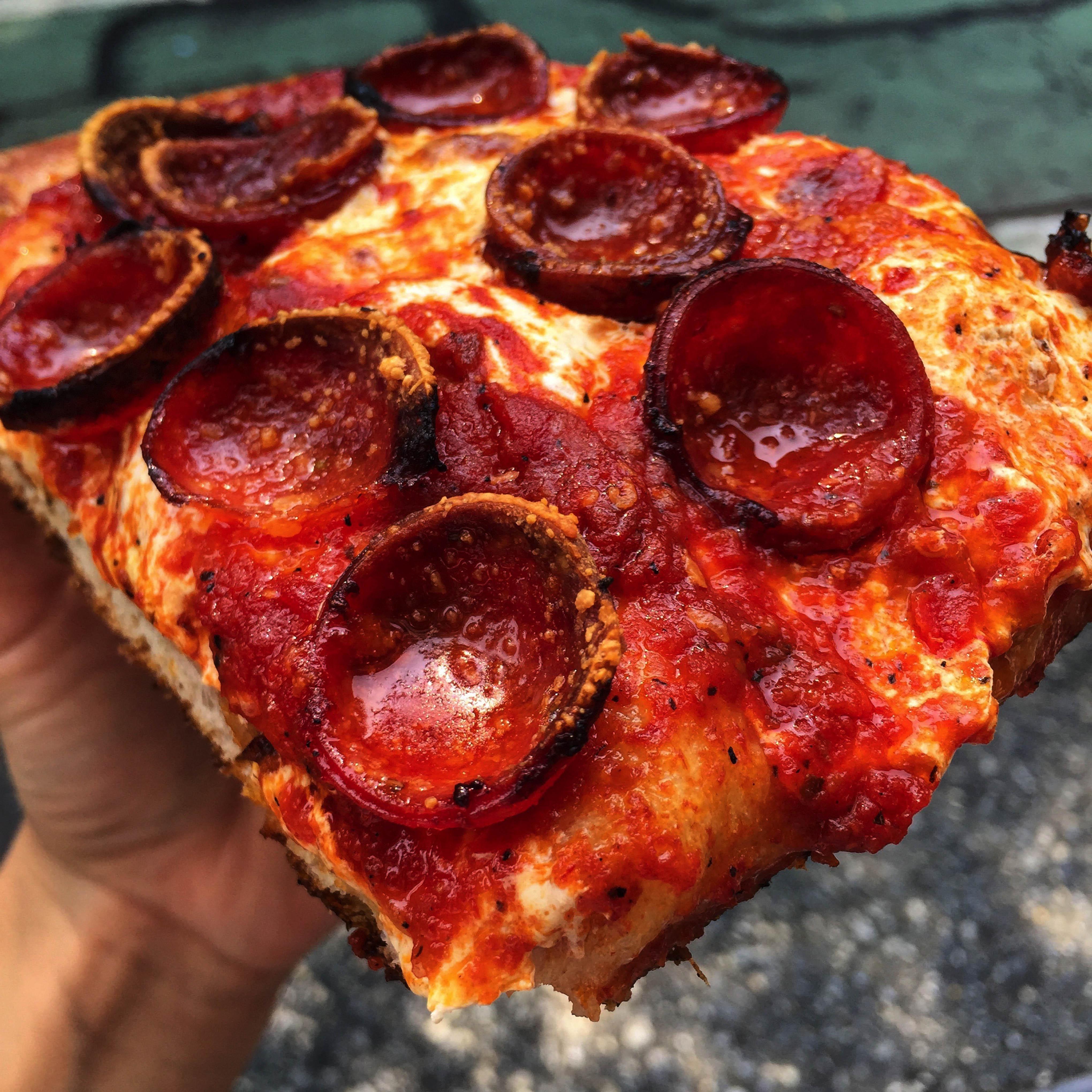 NY Prince St Pizza