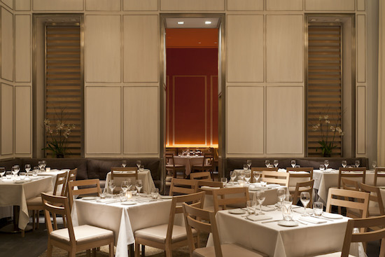 4 db Bistro Miami White Oak Room by C. Uribe
